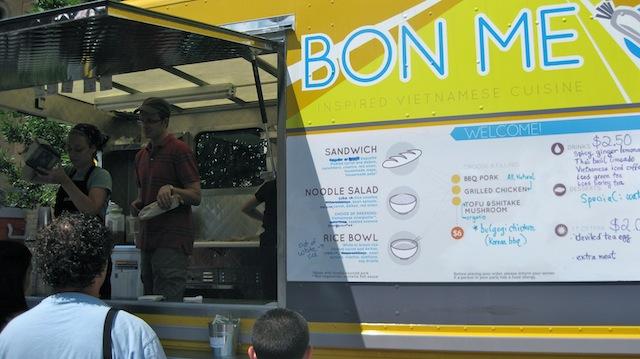 Bon Me Food Truck Recipes